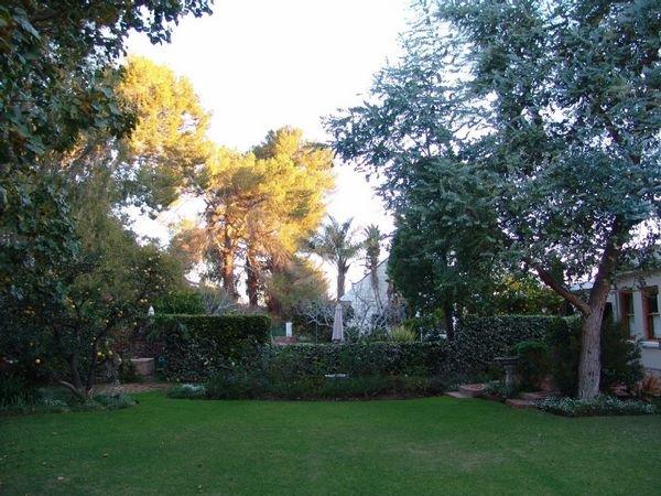 La Pension Garden